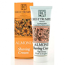 Almond Soft Shaving Cream 75g