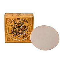 Geo F Trumper Almond Oil Shaving Soap Refill 80g