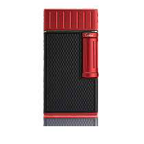 Colibri Julius Soft Flame Matte Black/Red