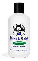 Bluebeards Beard Wash Fresh Mint 251ml