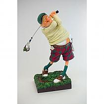 Le golfeur  mini 24cm