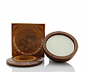 Coconut oil shave soap bowl