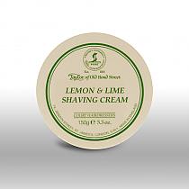 Taylor Of Old Bond Street Lemon Lime Shaving Cream 150g