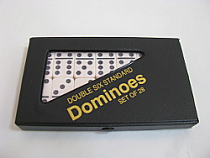 E.J. Scottina Dominoes Double 6