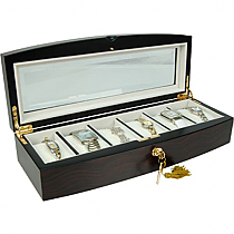 Gunther Male Watch Box Phoenix 6's
