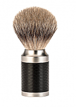 Muhle ROCCA Silver Tip Shave Brush