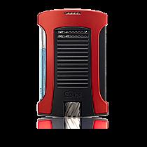 Colibri Daytona Single Jet Black/Red