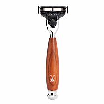 Muhle VIVO Razor M3 Plum Tree