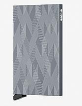 Secrid Card Protector Laser Zigzag Titanium