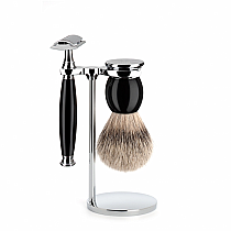 Muhle SOPHIST Shave Set Safety Razor Resin