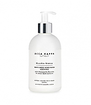 Acca Kappa White Moss Liquid Hand Wash