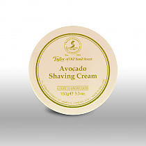 Taylor Of Bond Street Avocado Shaving Cream 150g