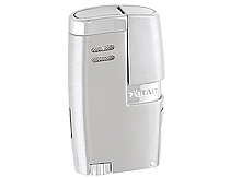 Xikar Vitara Lighter Double Silver