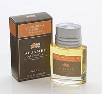 St. James of London Mandarin & Patchouli Pre-Shave Oil