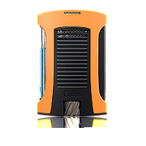 Colibri Daytona Single Jet Black/Orange