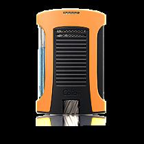 Colibri Daytona Single Jet Black/Orange