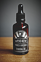 Groom Shaving Oil 50ml
