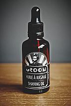 Groom Shaving Oil 50ml