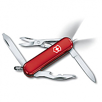 Swiss Army Midnight Manager Pocket Knife