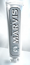 Marvis Whitening Mint Travel Toothpaste 25ml