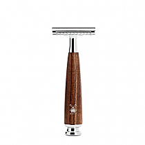 Muhle Safety Razor Steamed Ash Wood