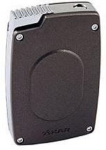 XIKAR Gunmetal Ultra Single Flame Jet Lighter