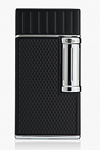 Colibri Julius Soft Flame Matte Black/Chrome