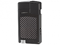 Xikar Forte Lighter Carbon Black