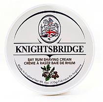 Knightsbridge Shave Cream Bay Rum 170g