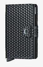 Secrid Miniwallet Cubic Black/Black