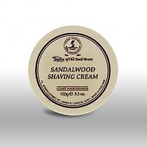 Taylor Of Old Bond Street Shaving Cream Sandalwood 150g