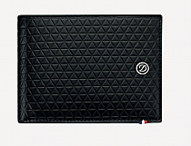 S.T. Dupont Firehead Wallet Black 6CC