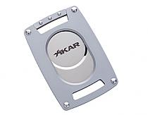 Xikar Xi Ultra Slim Silver Cutter