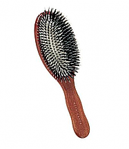 Acca Kappa Pneumatic Boar & Nylon Bristles Brush