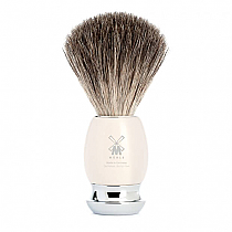 Muhle Shave Brush Badger Ivory