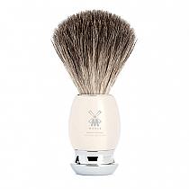 Muhle Shave Brush Badger Ivory