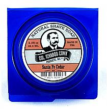 Col. Ichabod Conk Natural Shave Soap Santa Fe Cedar  2.25oz