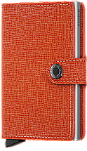 Secrid Mini Wallet Crisple Orange
