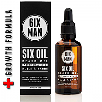 6ixman Beard Oil 30ml