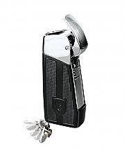 KGM Vector General Black/Chrome Triple Torch