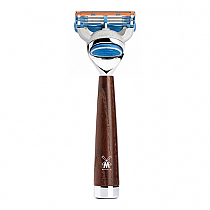 Muhle Fusion Razor Steamed Ash Wood