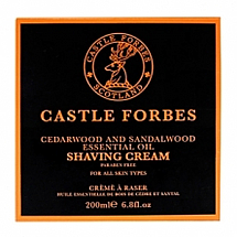 Shaving cream sandle wood 200m