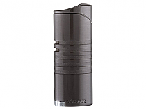 XIKAR Ellipse III Triple Flame Lighter Gunmetal