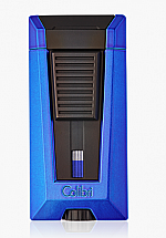 Colibri Stealth 3 Triple Flame Torch Blue & Black