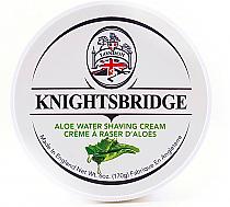 Knightsbridge Shave Cream Aloe Water 170g