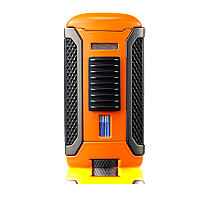 Colibri Apex Single Jet Torch Orange