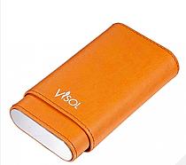 Visol Arapaho Cigar Case Tan
