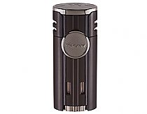 Xikar HP4 Quad Torch Lighter Black