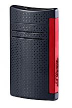 S.T. Dupont Maxijet Black/Red Matte