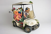 Guillermo Forchino The Buggy Buddies
